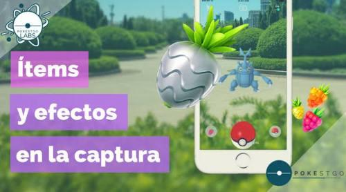 Pokemon go bayas piñas plateadas