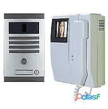 Videoporteros interfon servicio tecnico elvox intec bticiño telefono 21243714
