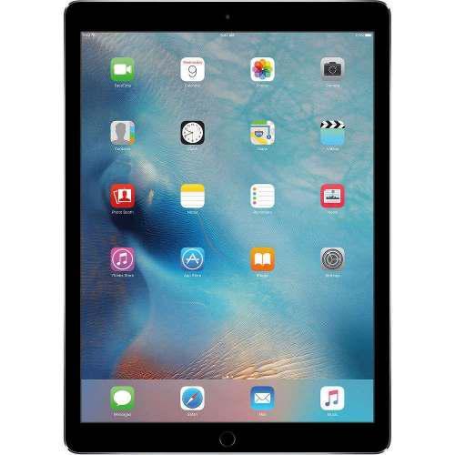 Apple ipad pro 12.9 256 gb - gris espacial apple