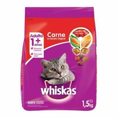 Croqueta gato whiskas pescado original 9kg
