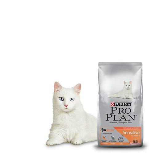 Croquetas para gato pro plan cat sensitive skin 3kg