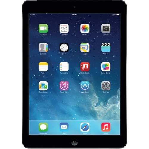 Ipad air 64 gb wifi + cell mod me991ll/a space grey oferta