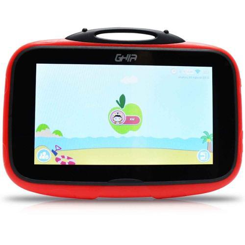 Tablet 7 pulgadas ghia kids quad core 1gb 8gb android 8.1