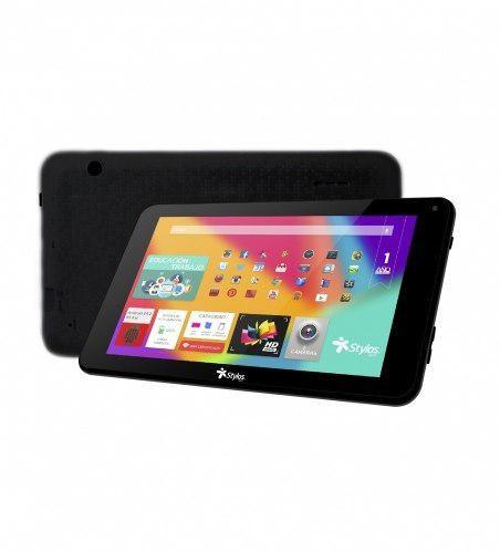 Tablet stylos taris sttta82b negra 7 quad core 16gb ram 8gb