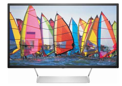 Nuevo monitor hp pavilion de 32 -inch led visualización led