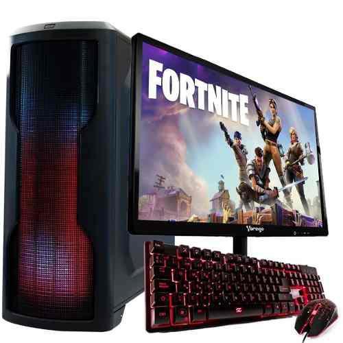 Pc gamer xtreme amd a8 9600 8gb 1tb r7 monitor 19.5