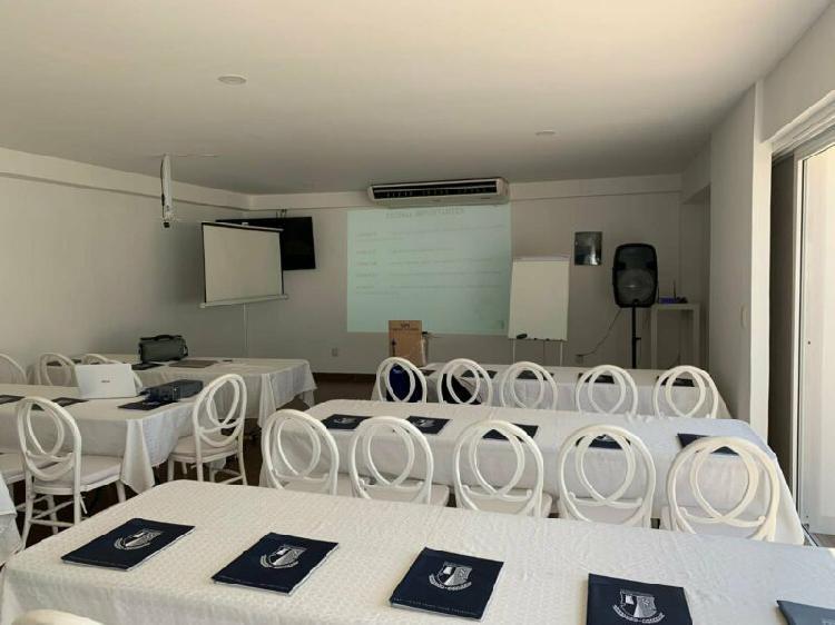 Renta salón conferencias - sea soul huatulco club