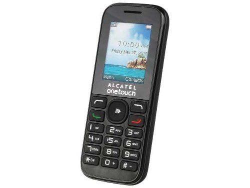 Telefono celular alcatel one touch llamadas camara