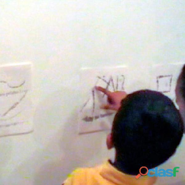 Clases de regularización de lecto escritura para niños de 6 a 8