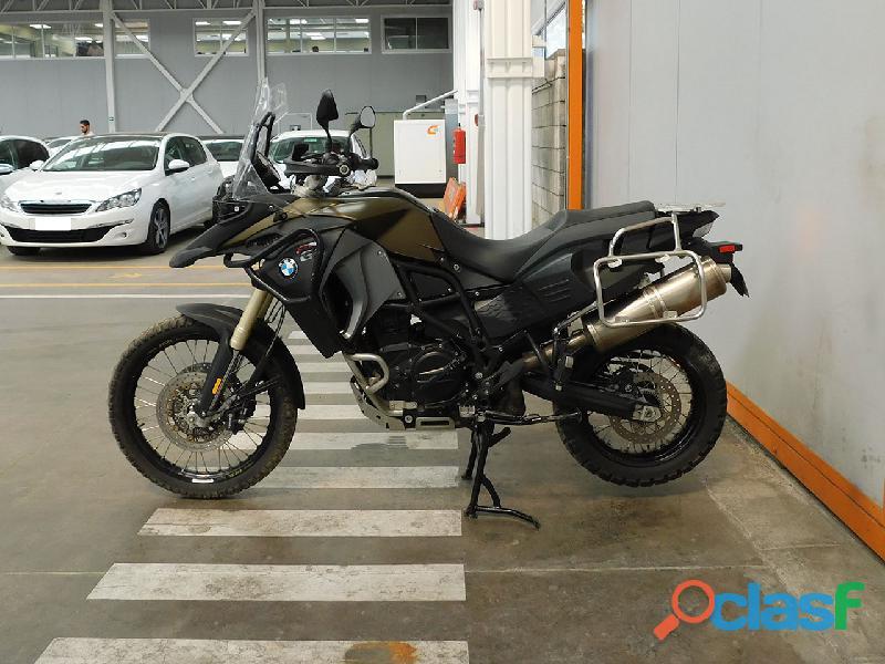 Moto bmw f800gs 2016