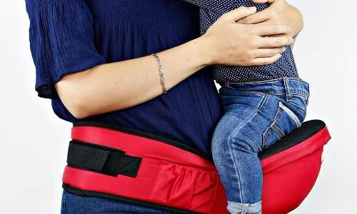 bc38ab99e Baby hug asiento cinturon soporte p cargar bebes ajustable