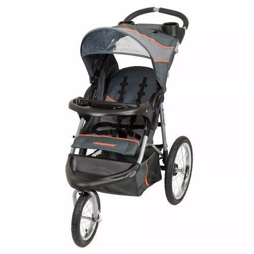 Carriola de tres ruedas de aire baby trend mos expedition nu