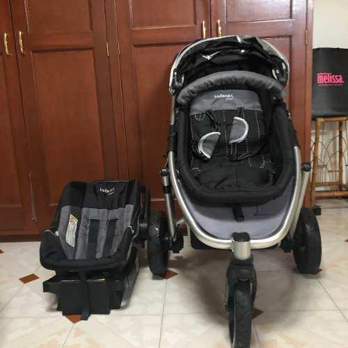 8f21f71bd Carriola infanti lifestyle modelo oddex con porta bebé