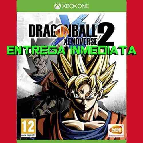 Dragon ball xenoverse 2 xbox one digital offline no código
