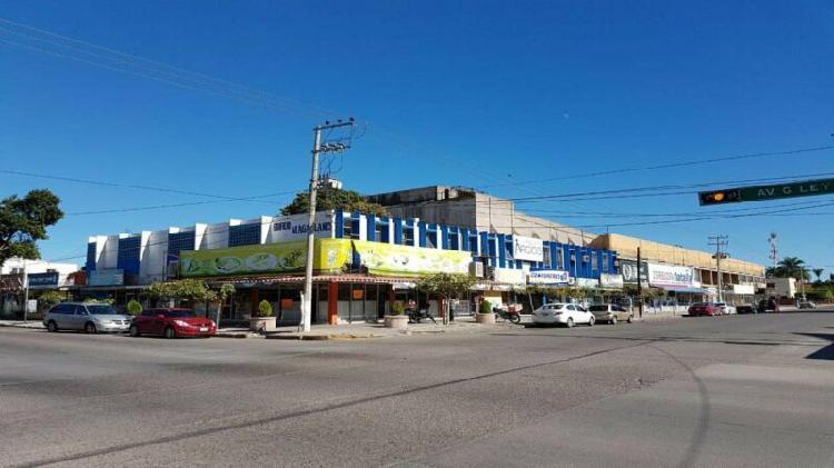 En renta locales comerciales, edificio magallanes, col.