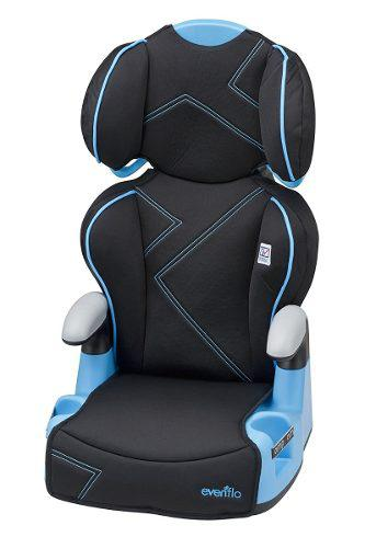 Evenflo asiento silla azul niño para carro envío gratis