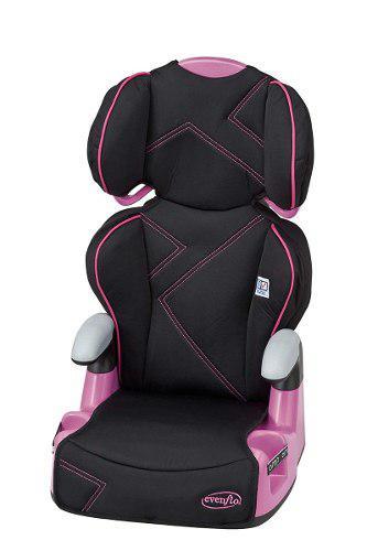 Evenflo asiento silla rosa niña para carro envío gratis