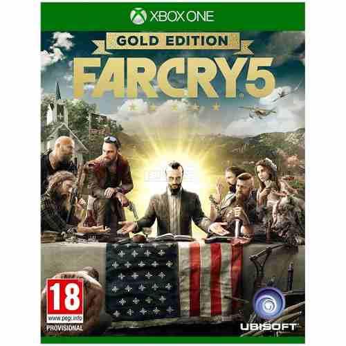 Far cry 5 - edición oro / gold - xbox one - digital offline