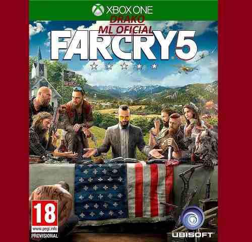 Far cry 5 xbox one offline (entrega inmediata)