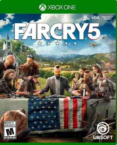 Far cry 5 y far cry new dawn- offline