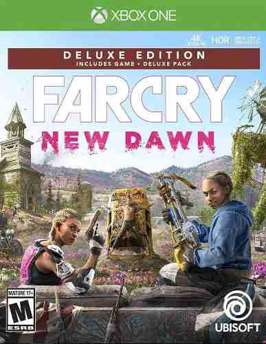 Far cry: new dawn deluxe edition | xbox one | offline