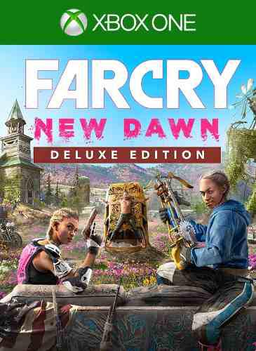 Far cry new dawn deluxe para xbox one juegas online