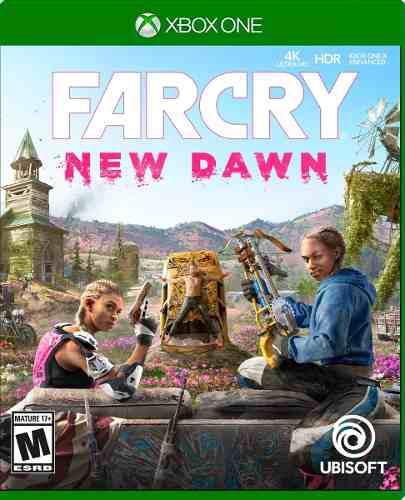 Far cry new dawn standard edition::.. para x box one