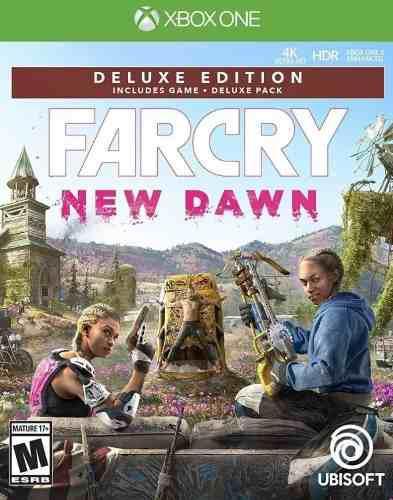 Far cry new dawn xbox one offline