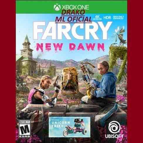 Far cry new dawn xbox one offline (entrega inmediata)