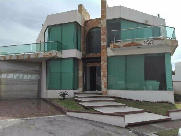 Hermosa casa en renta fraccionamiento playas del conchal