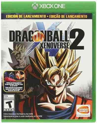 Juego dragon ball xenoverse 2 xbox one ibushak gaming
