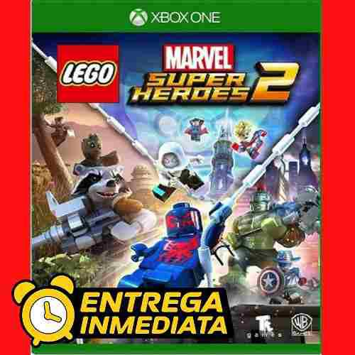 Lego marvel super heroes 2 xbox one digtal offline