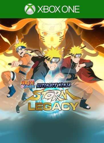 Naruto shippuden ultimate ninja storm legacy xbox one online