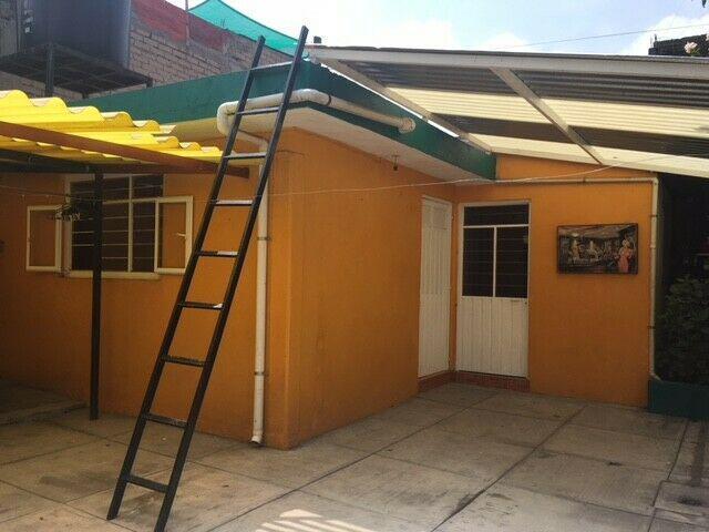 Se renta casa sola en zapotitlán tláhuac
