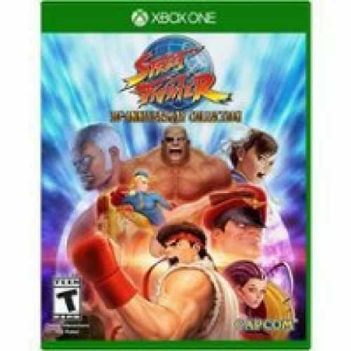 Street fighter 30th anniversary collection - xbox on - nuevo