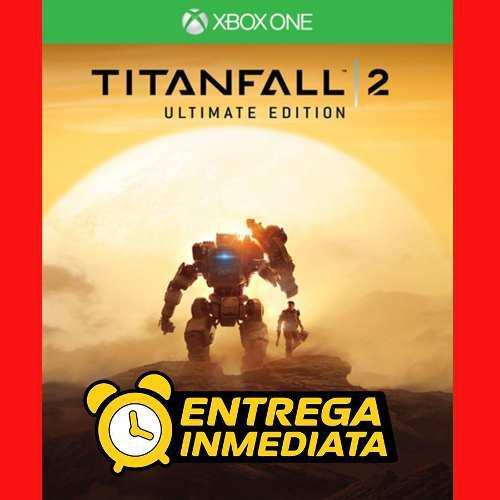 Titanfall 2 ultimate edit xbox one digital offline no