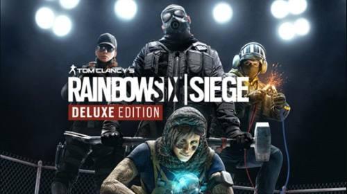 Tom clancy's rainbow six siege deluxe edition !!! xbox one