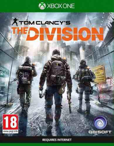 Tom clancy's the division para xbox one nuevo