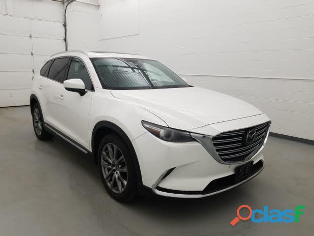 Mazda cx9 2016 blanco