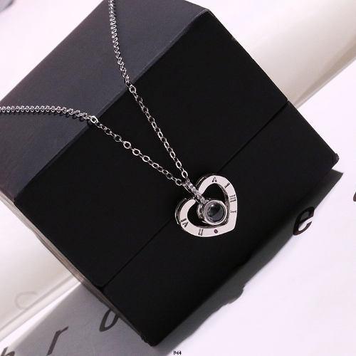 9bc8118f5945 Collar te amo i love you en 100 idiomas caja regalo