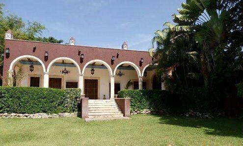 Hacienda en venta en dzoyola merida yucatan