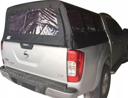 Camper caseta kita-pon para frontier np300 dc 2015-2019