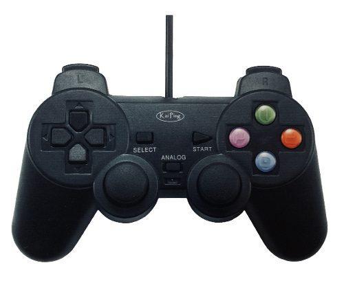 Control joystick juegos pc laptop gamepad usb envio gratis