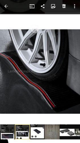 Plantillas neumáticos anchos para autos clasico y