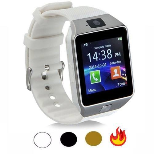 d26057ae321 Smartwatch dz09 reloj inteligente + camara + version 2019
