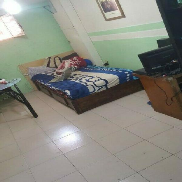 Renta habitación amueblada