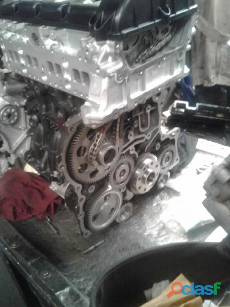 Motor mitsubishi l200 eurovan cabstar