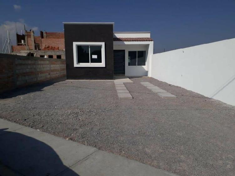 Casa nueva equipada 3 habitaciones en san juan del río de