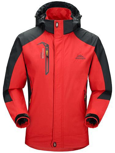J-003 chaqueta hombre outdoor impermeable deportiva