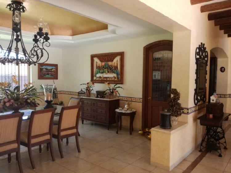Lujosa residencia en venta benito juarez norte /